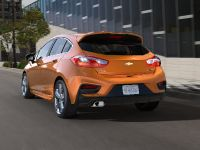 2017 Chevrolet Cruze Hatchback , 3 of 4