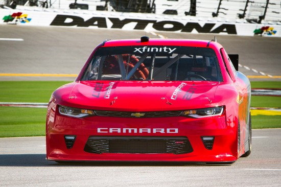 Chevrolet NASCAR XINFINITY Series Camaro SS