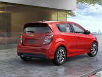 2017 Chevrolet Sonic , 2 of 8