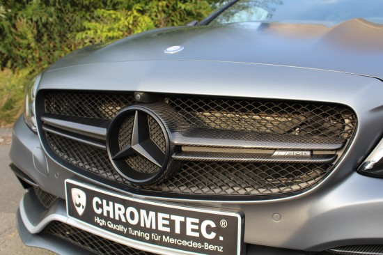 CHROMETEC Mercedes-AMG S 63 Coupe