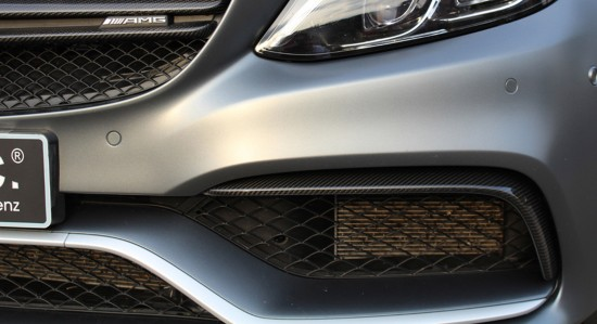 CHROMETEC Mercedes-AMG S 63 Coupe