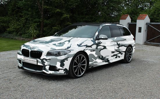 Cor.Speed BMW 5-Series Touring F11