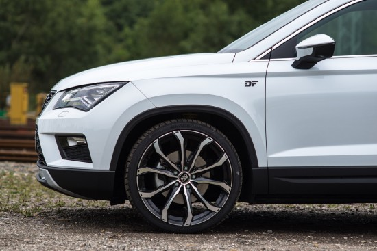 DF Automotive Seat Ateca Xcellence
