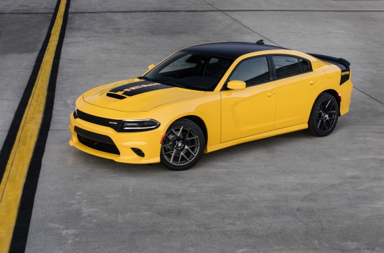 Dodge Charger Daytona and Dodge Challenger T/A