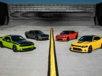 2017 Dodge Charger Daytona and Dodge Challenger T/A, 1 of 7
