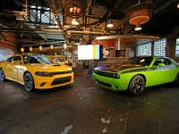 2017 Dodge Charger Daytona and Dodge Challenger T/A, 2 of 7