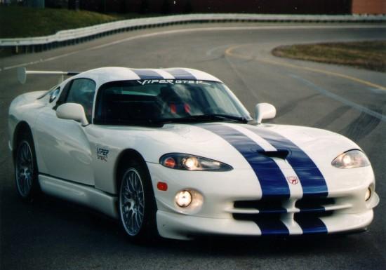 Dodge Viper Final Editions