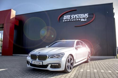 DTE-Systems BMW 750D xdrive