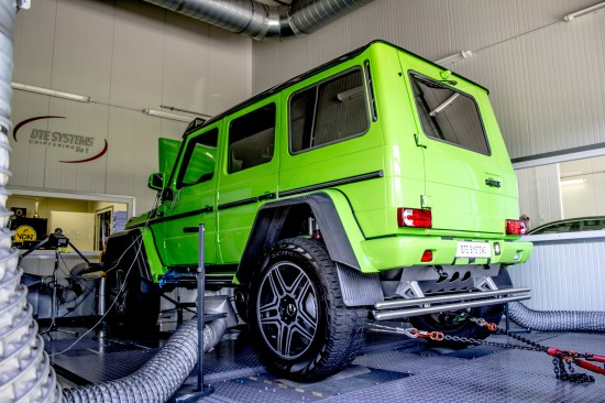 DTE Systems Mercedes-AMG G-Class 500