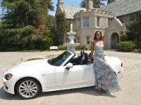 2017 Fiat 124 Spider and Eugena Washington , 3 of 3