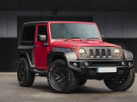 2017 Firecracker Red Jeep Wrangler Sahara 3.6 Petrol Black Hawk Wide Track Edition, 1 of 6