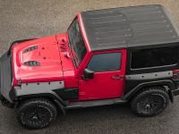 2017 Firecracker Red Jeep Wrangler Sahara 3.6 Petrol Black Hawk Wide Track Edition, 3 of 6