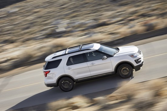 Ford Explorer XLT Appearance Package