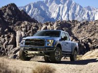 2017 Ford F-150 Raptor, 4 of 11