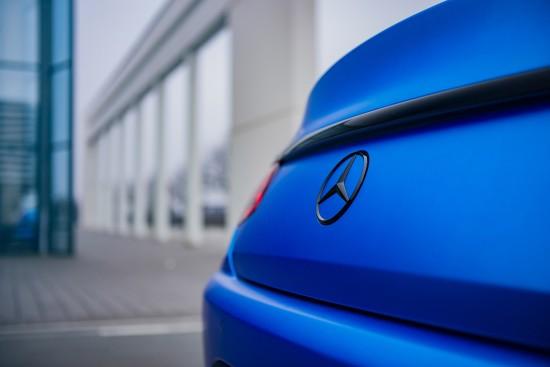 Fostla Mercedes-AMG S 63 4Matic