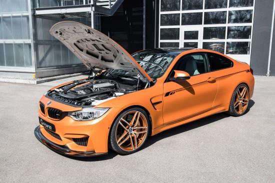G-POWER BMW M4 Bi-Tronik