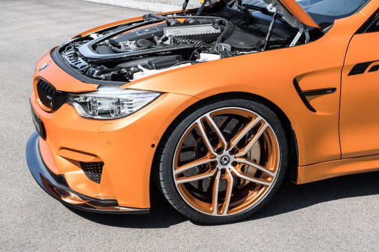 G-POWER BMW M4 Bi-Tronik
