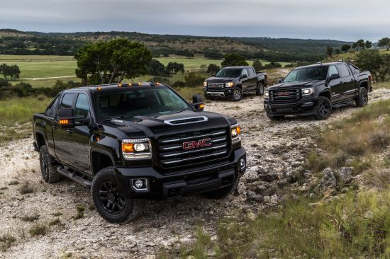 GMC Sierra HD All Terrain X Limited Edition