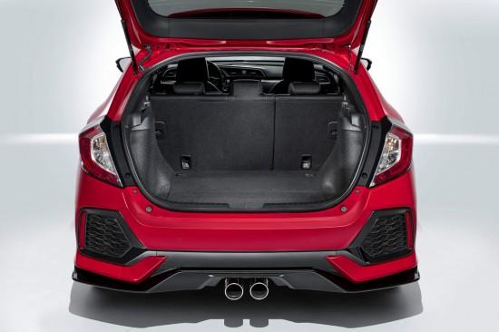 Honda Civic Hatchback Gallery II