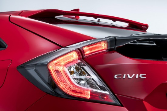 Honda Civic Hatchback Gallery II