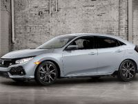 2017 Honda Civic Hatchback , 1 of 5