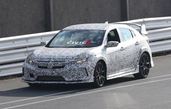 Honda Civic Type R Hatchback Prototype by CivicX