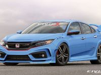 2017 Honda Civic Type R Hatchback Prototype by CivicX , 1 of 4
