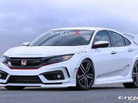 2017 Honda Civic Type R Hatchback Prototype by CivicX , 2 of 4