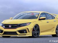 2017 Honda Civic Type R Hatchback Prototype by CivicX , 3 of 4