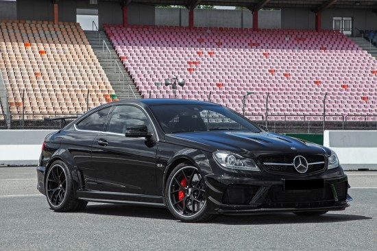 Inden Design Mercedes-AMG C 63 Black Series