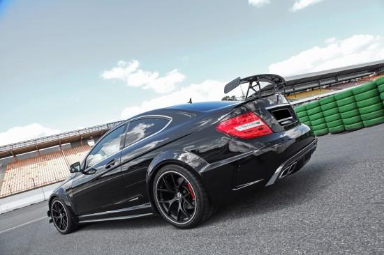 Inden Design Mercedes-AMG C 63 Black Series
