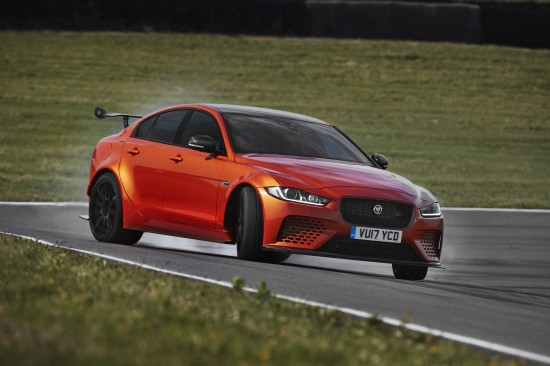 Jaguar XE SV Project 8 Sedan