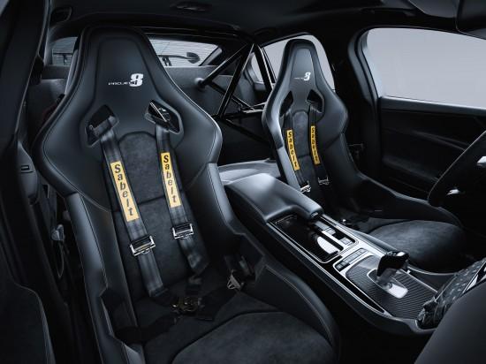 Jaguar XE SV Project 8 Sedan