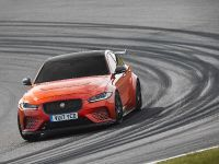 2017 Jaguar XE SV Project 8 Sedan , 2 of 12