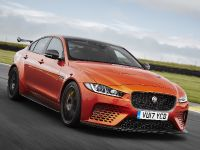 2017 Jaguar XE SV Project 8 Sedan , 3 of 12