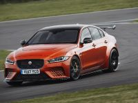 2017 Jaguar XE SV Project 8 Sedan , 5 of 12