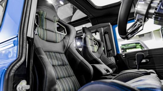 Kahn Design Land Rover Defender London Motor Show Edition