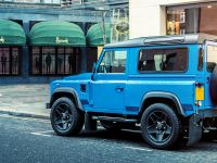 2017 Kahn Design Land Rover Defender London Motor Show Edition , 3 of 5