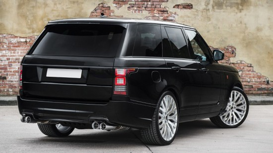 Kahn Design Land Rover Range Rover 3.0 TDV6 Vogue - Huntsman Colours Edition
