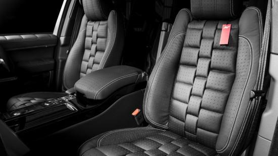 Kahn Design Land Rover Range Rover 4.4 SDV8 Vogue SE Pace Car