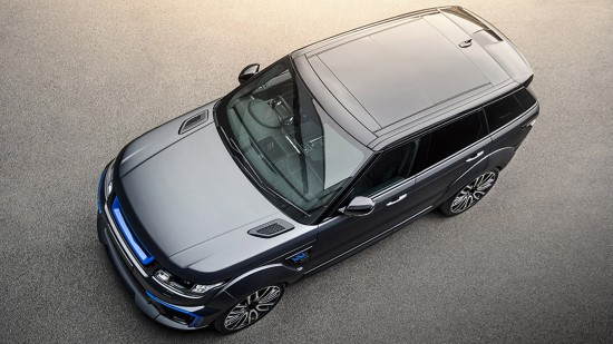Kahn Design Land Rover Range Rover Sport SVR