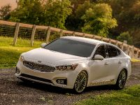 2017 Kia Cadenza SXL , 2 of 34