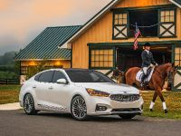 2017 Kia Cadenza SXL , 7 of 34