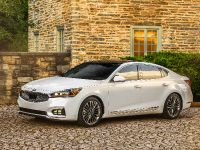 2017 Kia Cadenza SXL , 8 of 34