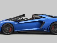 2017 Lamborghini Aventador LP 750-4 SuperVeloce Roadster, 3 of 9