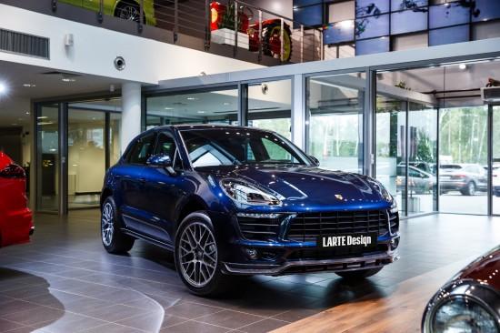 LARTE Design Porsche Macan
