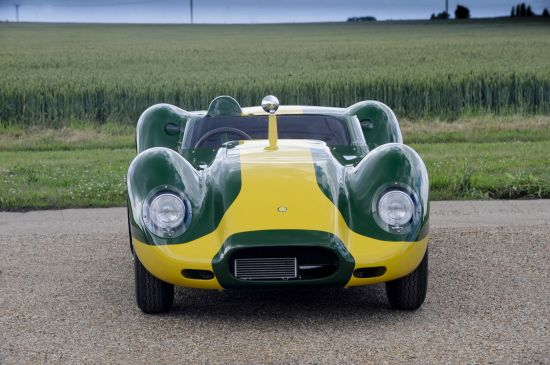 Lister Knobby Jaguar Stirling Moss