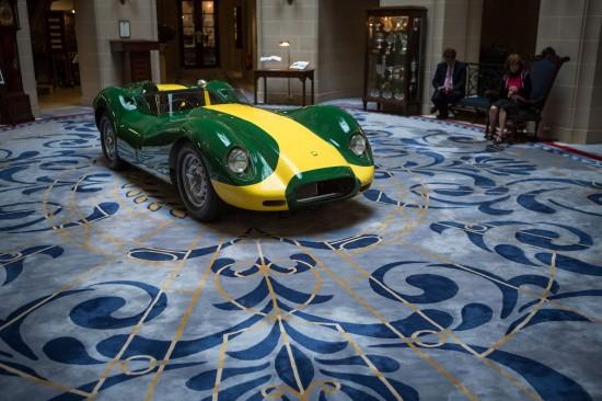 Lister Knobby Jaguar Stirling Moss