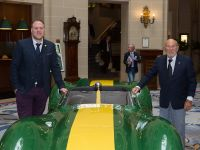 2017 Lister Knobby Jaguar Stirling Moss, 11 of 26