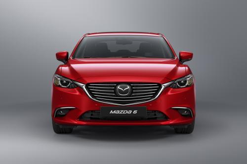 Мазда раскрывает детали для модели Mazda6 2017